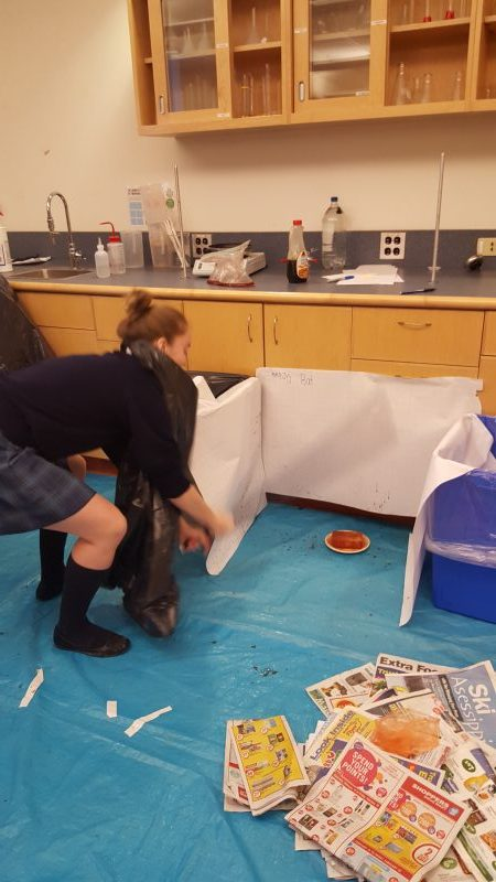 Read more about the article Forensics lab in the classroom