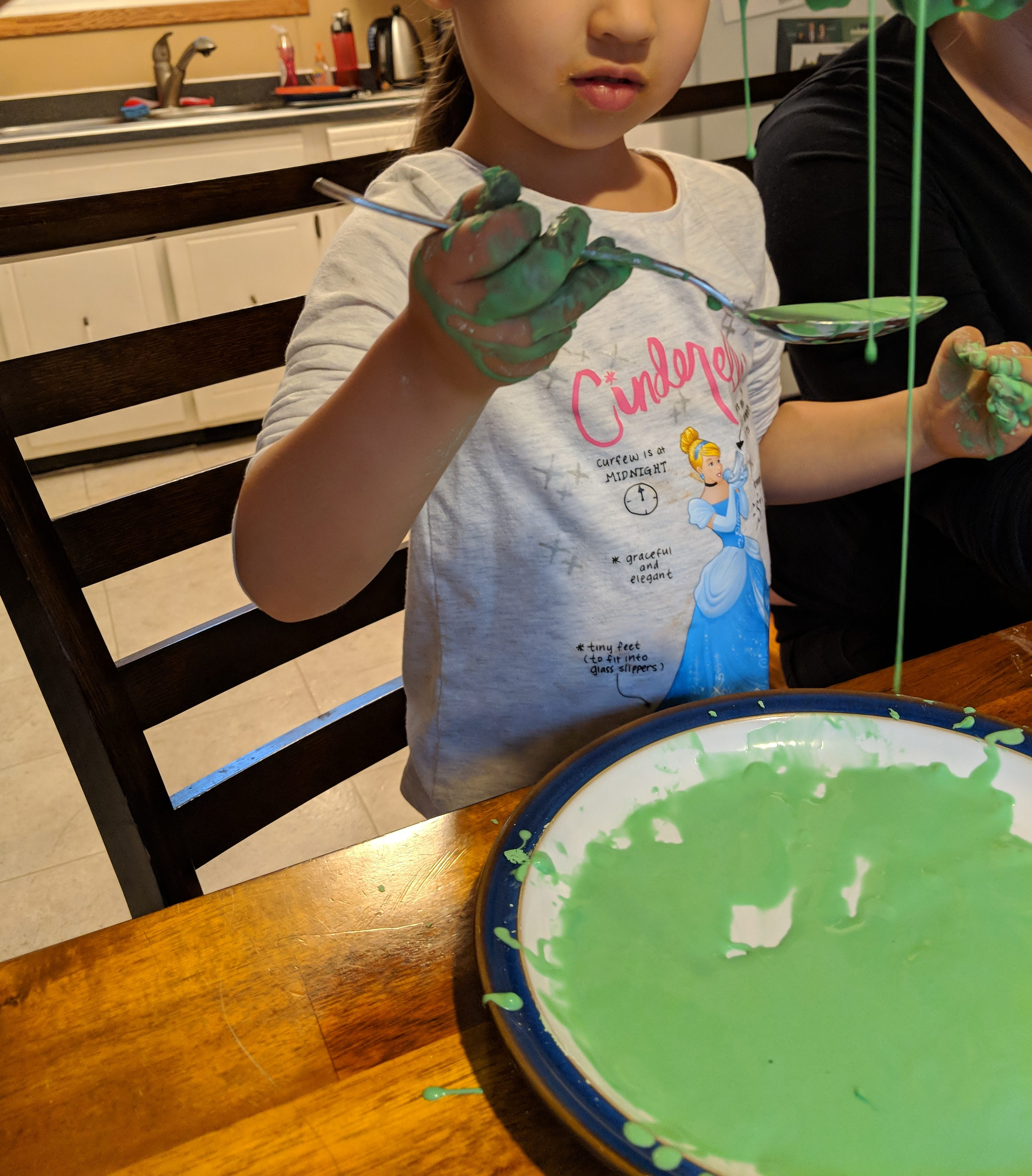Read more about the article Oobleck @ home