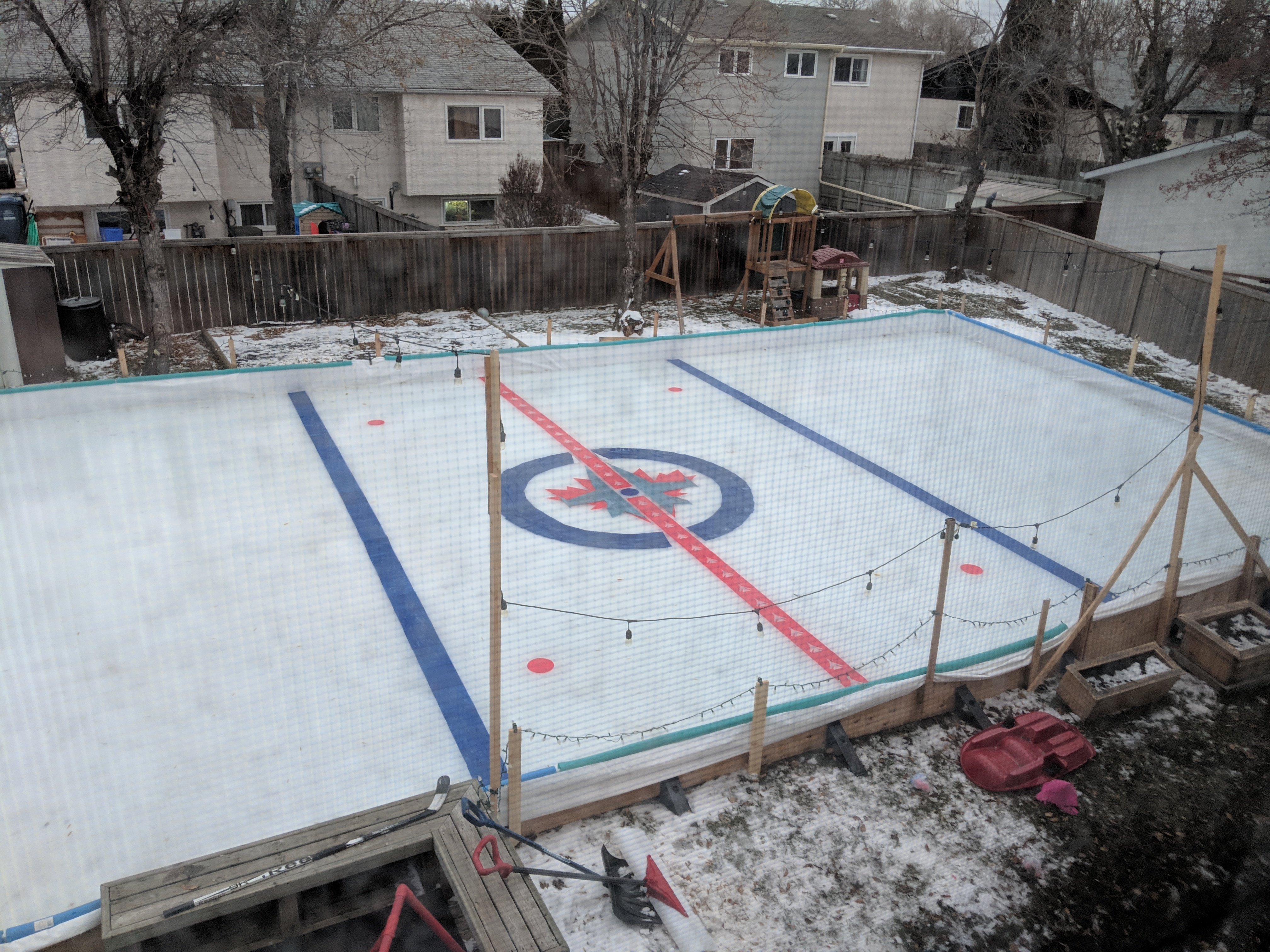 Read more about the article Outdoor Rink